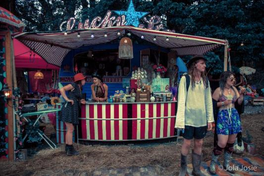 Lucky Star - Splore